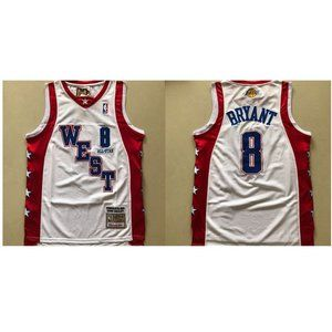 Los Angeles Lakers Kobe Bryant All Star Jersey